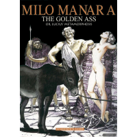 Erotic Comic - Manara  Milo - The Golden Ass