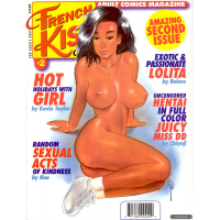 Erotic Comic - various Artists - French Kiss  02