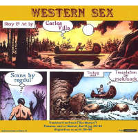 Erotic Comic - Villa  Carlos - Western Sex