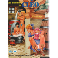 Erotic Comic - Colber - Les Aventures De Cl o - Volume 3