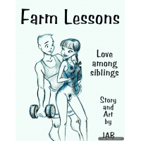 Erotic Comic - Jab - Farm Lesson  2 - Love among siblings