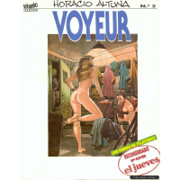 Erotic Comic - Altuna  Horacio - Voyeur  2
