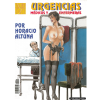 Erotic Comic - Altuna  Horacio - Urgencias