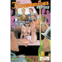 Erotic Comic - Rebecca - Housewives at play - Volume 03