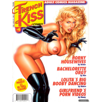 Erotic Comic - various Artists - French Kiss  04
