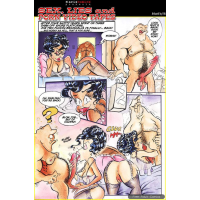 Erotic Comic - Fiki - Ses  Lies and Porn Video Tapes
