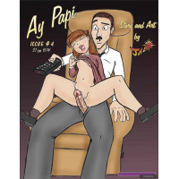 Erotic Comic - JAB - Ay Papi Issue  4